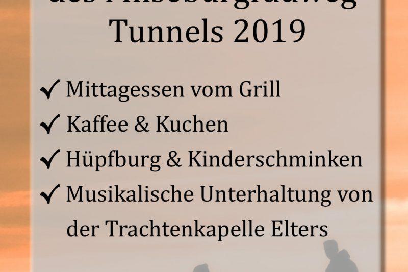 Tunneleröffnungsfeier 05.05.2019